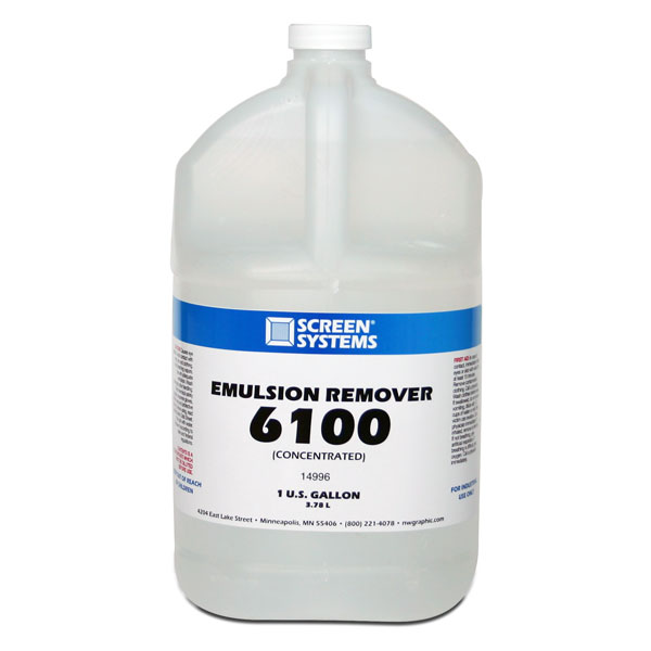 Concentrated and Super-Concentrated liquid Emulsion Remover.