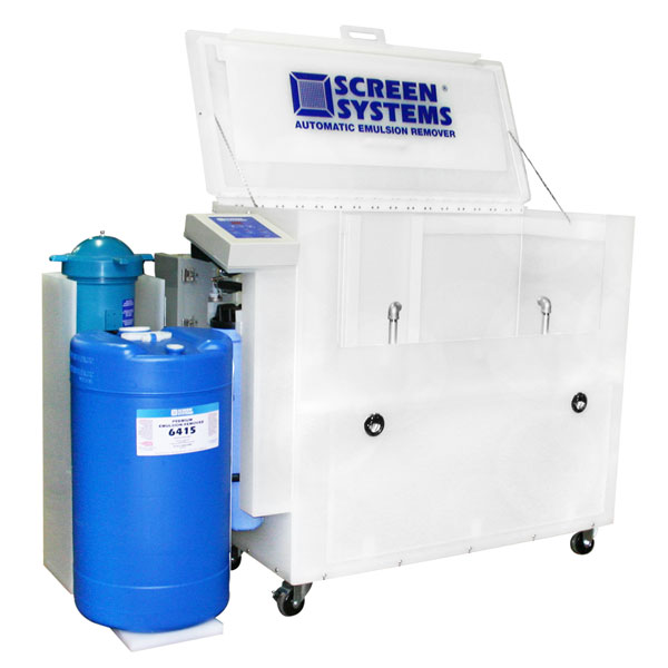 Affordable automatic emulsion removal and recycling in a closed system.