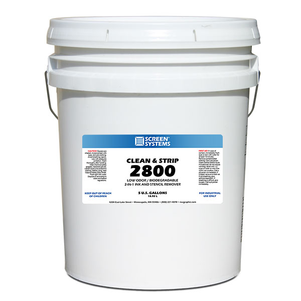Dip tank chemical with extra cleaning characteristics.